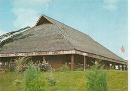 "Welcome To Maluku Pavilion Taman Mini ""Indonesia Indah"",  Uncirculated Postcard - Indonesia"