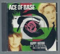 CD - ACE OF BASE : HAPPY NATION - Disco & Pop