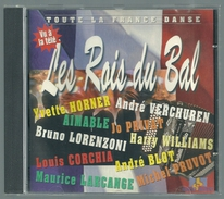 CD ACCORDÉON - LES ROIS DU BAL - Instrumental