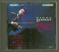CD - NIGEL KENNEDY Plays JAZZ - Jazz