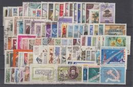 Lot 100 Marken Sowjetunion Aus Den Jahren 1960-1961 Gestempelt - Lots & Kiloware (max. 999 Stück)