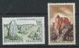 FRANCE       N° Y&T  1440  Et  1441  ** - Unused Stamps