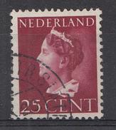 Pays-Bas 1940  Mi.nr: 348 Königin Wilhelmina  Oblitérés / Used / Gestempeld - Gebraucht