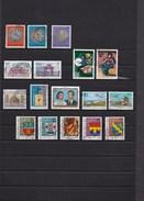 L 55 - Luxembourg - Divers Année 1981 Oblitérés - Luxemburg