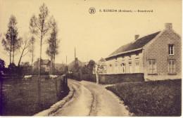 Kerkom (Brabant) Boutersem Boschveld 1933 - Boutersem