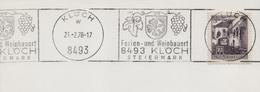 1978 Austria Kloch Wein Wines Vineyard Vins Vigne Vendanges Vini Enologia Vigneti - Wines & Alcohols