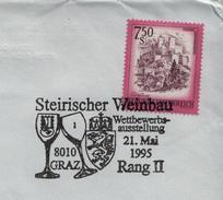 1995 Austria Graz Wein Wines Vineyard Vins Vigne Vendanges Vini Enologia Vigneti - Wines & Alcohols