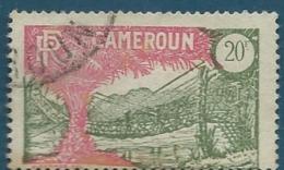 Cameroun - Taxe -  Yvert N°  132 Oblitéré Cw0207 - Cameroun (1915-1959)