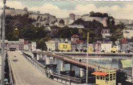 Namur - Le Pont De Jambes (colorisée, Animée, Oldtimer, Friterie, Rallye 1954, Peu Vue...) - Namur