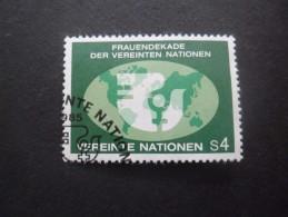 NATIONS UNIES Centre International De Vienne N°9 Oblitéré - Oblitérés