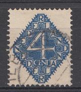 Pays-Bas 1923 Mi.nr: 115 Ziffernzeichnung Oblitérés / Used / Gestempeld - 1891-1948 (Wilhelmine)
