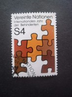 NATIONS UNIES Centre International De Vienne N°17 Oblitéré - Oblitérés
