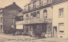 Anhée S/ Meuse - Hôtel Des Sports (café, Garage, Animée) - Anhée