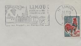 1967 France Limoux Vins Vigne Vendanges Wines Vineyard Vini Enologia Vigneti Wein - Wines & Alcohols
