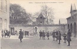 Ciney - Pensionnat Des Soeurs De La Providence - La Cour (animée, Desaix) - Ciney