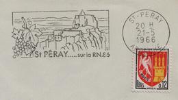 1966 France Apdeche St Peray Vins Vigne Vendanges Wines Vineyard Vini Enologia Vigneti Wein - Wines & Alcohols