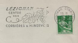 1960 France Aude Lezignan Vins Corbières Minervois Vigne Vendanges Wines Vineyard Vini Enologia Vigneti Wein - Wines & Alcohols