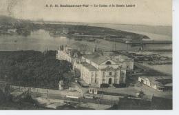 BOULOGNE SUR MER - Le Casino Et Le Bassin Loubet - Boulogne Sur Mer