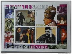 RWANDA CHE GUEVARA 2001 Bloc