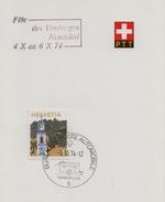 1974 Switzerland Neuchatel Wein Vins Vigne Vendanges Wines Vineyard Vini Enologia Vigneti - Wines & Alcohols