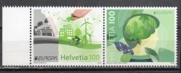 Switzerland 2016 / Europa / Set 2 Stamps - Europa-CEPT