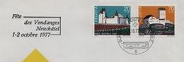 1977 Switzerland Neuchatel Wein Vins Vigne Vendanges Wines Vineyard Vini Enologia Vigneti - Wines & Alcohols