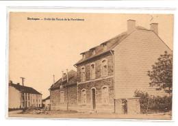 BERTOGNE Ecoles Des Soeurs De La Providences - Bertogne