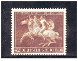 Germania Reich - 1941 - Nuovo/new MNH - Das Blaue Band - Mi N. 780 - Nuovi