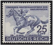 Germania Reich - 1942 - Nuovo/new MNH - Das Blaue Band - Mi N. 814 - Nuovi