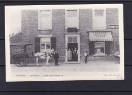 STOCKAY MAISON LAMBERT LAMOTTE REPRODUCTION  (charrette Cheval ) - Saint-Georges-sur-Meuse