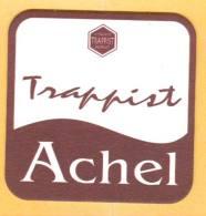 1 S/b Bière Trappist Achel - Sous-bocks