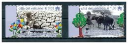 Vaticano - 2006 - Nuovo/new MNH - Anno Della Desertificazione - Mi N. 1560/61 - Vaticano