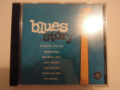 Jimmy Page, Ten Years After, John Mayall, Cream...  -  Blues Story N°2 - Le Blues Anglais - Sonstige