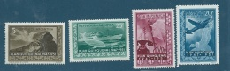 Argentine   - Serie Yvert N° 513 à 515 + Poste Aérienne N° 40 -  4 VALEURS  **  - Cw0303 - Neufs