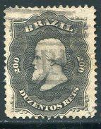 Brazil  Sc# 59  Dom Pedro  Used  1866 - Used Stamps