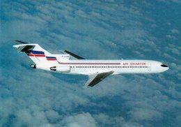 Air Charter Boeing 727 228  Filiale D'air France   Et Air Inter  Aviation Airplane Air Plaine  CPM   EDIT PI - 1946-....: Moderne