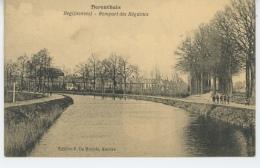 BELGIQUE - ANVERS - HERENTALS - Rempart Des Béguines - Herentals