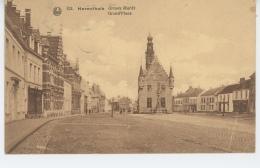 BELGIQUE - ANVERS - HERENTALS - Grand'Place - Herentals