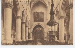 BELGIQUE - ANVERS - HERENTALS - Eglise Saint Waudru - Intérieur - Herentals