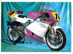 TRANSPORT MOTO MOTOCYCLETTE HARRIS YAMAHA MOTO DE COURSE  EDIT. LES MOTOS BOOKKING - Motos
