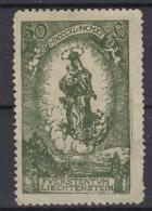 LIECHTENSTEIN - Michel - 1920 - Nr 40 - (*) - Liechtenstein