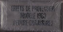 Couvre-chaussures Sous Plastique (neuf) De La Tenue NBC Modèle 63 - Equipement