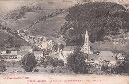 """Cpa Du 68 - Notre Alsace - Le Village - """"le Bonhomme"""" - Vue Générale - France"""
