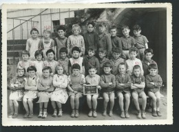Trombinoscope Scolaire , école De Chouzé Sur Loire En 1961  - Ln300 - Geïdentificeerde Personen