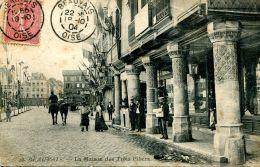 N°52355 -cpa Beauvais -la Maison Des Trois Piliers- - Beauvais