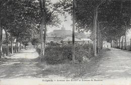 11)  BELPECH  -  Avenue Des Ecoles Et Avenue De Mazères - France