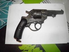 Revolver 1873 Français - 1914-18