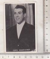 Romania Old Photo - Music Stars - Luis Mariano - Célébrités