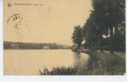 BELGIQUE - GENVAL LES EAUX - Vue Du Lac - Belgique