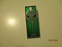 BADMINTON RUSSIA USSR GRAND PRIX OF LENINGRAD MILITARY DISTRICT  PIN BADGE , 0 - Badminton